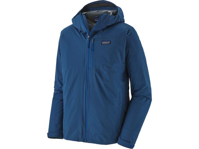 Patagonia Rainshadow Chaqueta Hombre, superior blue
